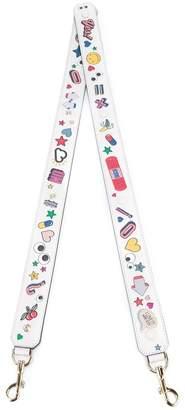 Anya Hindmarch Sticker shoulder strap