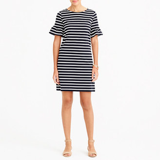 Ruffle-sleeve dress $74.50 thestylecure.com
