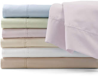 Asstd National Brand 600tc Easy Care Set of 2 Solid Pillowcases