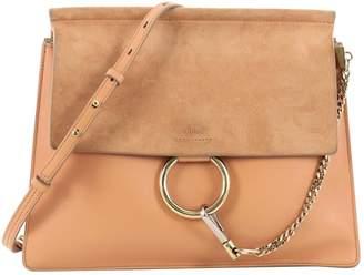 Chloé Faye leather crossbody bag