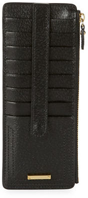 Lodis Stephanie Under Lock & Key Credit Card Case $59 thestylecure.com
