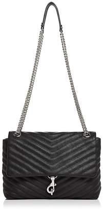 Rebecca Minkoff Edie Medium Leather Shoulder Bag