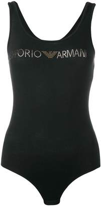 Emporio Armani (エンポリオ アルマーニ) - Emporio Armani open back body