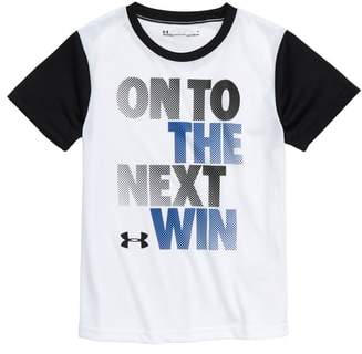 Under Armour On to the Next Win HeatGear(R) T-Shirt