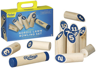 Nordic Ridley's Games Room Lawn Bowling Set