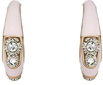 Mayle Maison Women's Twin Comet Hoop Earrings