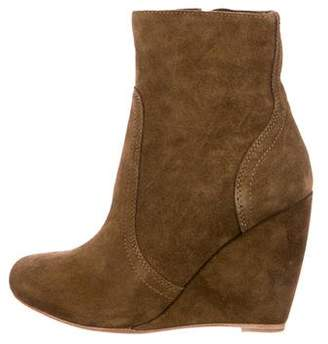 Joie Oakley Wedge Ankle Boots w/ Tags