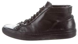 Common Projects Achilles Mid-Top Sneakers
