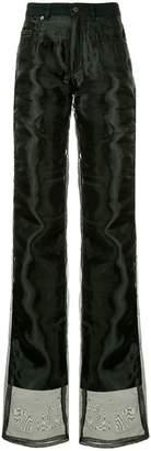 Y/Project Y / Project organza jeans