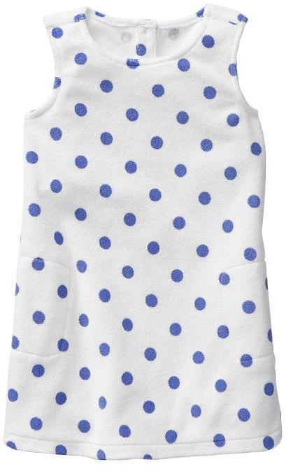 Gap Dot terry pocket dress