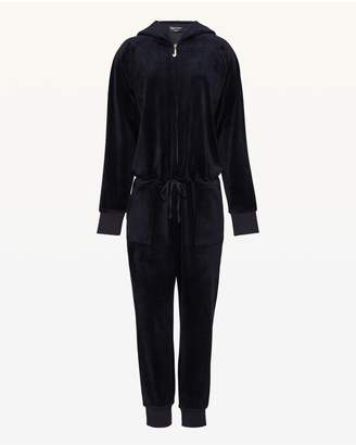Juicy Couture Ultra Luxe Velour Jumpsuit