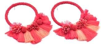 Mishky Large Cartagena Hoop Earrings