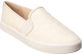Vince Blair Croc-Embossed Sneaker