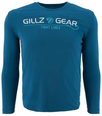 cdfa49512068e Gillz Men s Logo Graphic Moisture-Wicking UV T-Shirt