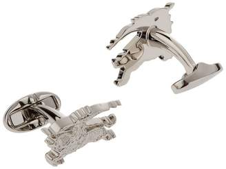 Burberry Equestrian Knight Cufflinks