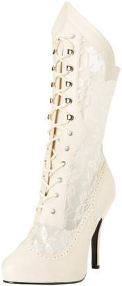 Funtasma Women's Victorian 116X IVPU L Boot