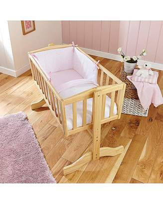 Clair De Lune Stars Cot Bed Set