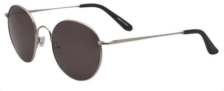 Linda Farrow By The Row Round sunglasses