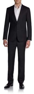 Calvin Klein Extreme Slim-Fit Wool Suit
