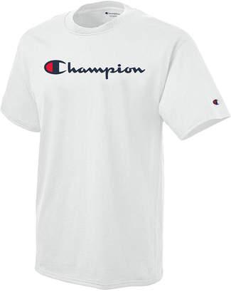 Champion Men Logo Graphic T-Shirt
