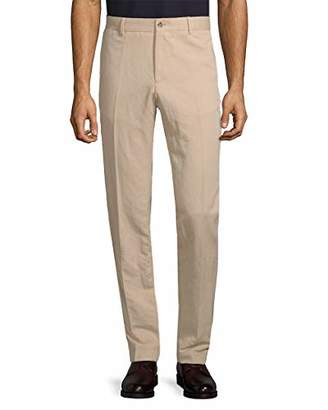 J. Lindeberg Men's Cotton Linen Pant