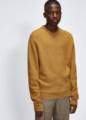 Lemaire Crewneck Seamless Sweater