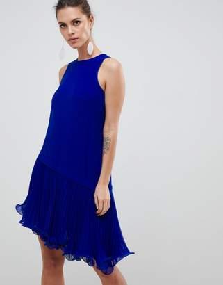 Coast Peyton Wired Hem Dress