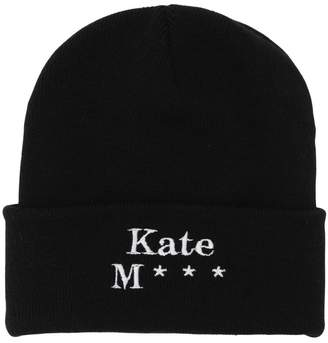 Eleven Paris 11 Kate Embroidered Beanie Hat