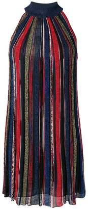 Missoni halterneck shift dress