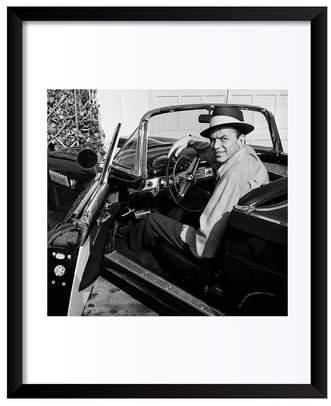 ARTOGRAPHY LIMITED Frank Sinatra Fine Art Print
