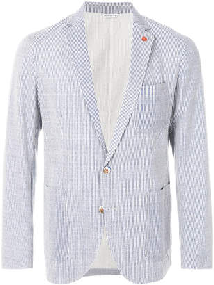 Manuel Ritz striped blazer