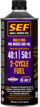 Generic Small Engine Fuel Multi-Mix with Briggs and Stratton 5-in-1 Additive