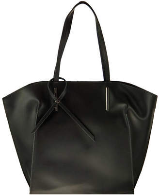 Brix And Bailey Smooth Premium Leather Shopper Tote