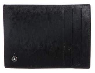 Montblanc Leather Card Case
