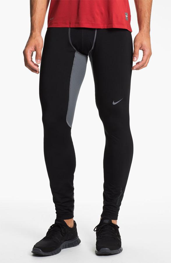 Nike 'Hyperwarm' Dri-FIT Running Leggings (Online Exclusive)