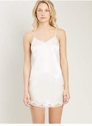 Morgan Lane Gisele Nightgown In Vanilla