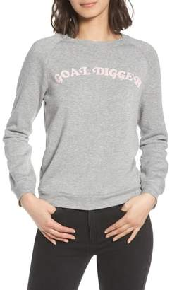 PST by Project Social T Goal Digger Sweatshirt