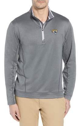 Cutter & Buck Endurance Jacksonville Jaguars Regular Fit Pullover