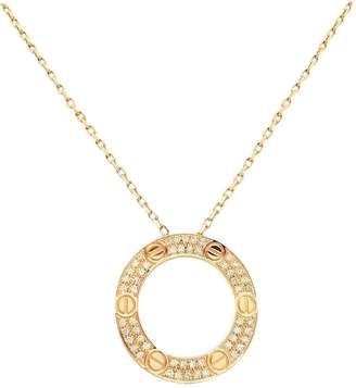 Cartier Love Gold Pink gold Necklaces