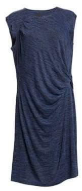 Nic+Zoe Plus Sleeveless Twist Shift Dress