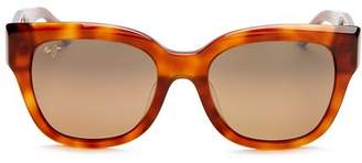 Maui Jim Women's Siren Song Polarized Cat Eye Sunglasses, 54mm