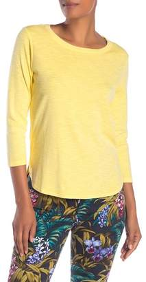 Tommy Bahama Ashby 3\u002F4 Length Sleeve Tee