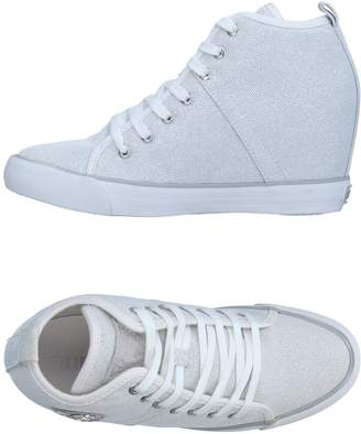 GUESS High-tops & sneakers - Item 11329640PQ