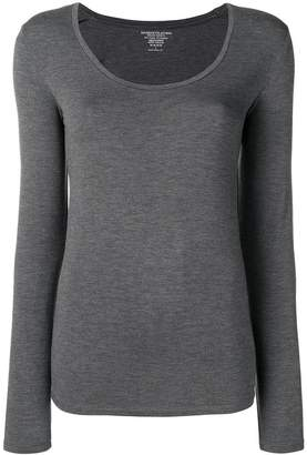 Majestic Filatures longsleeved fitted top