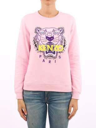Kenzo Pink Long-sleeved Shirt