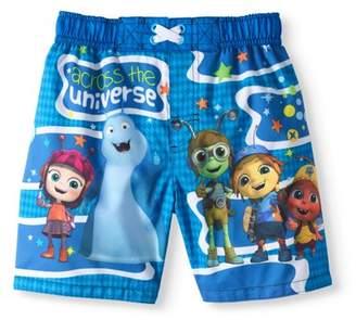 Trunks Beat Bugs Toddler Boy Swim Trunk Board Shorts