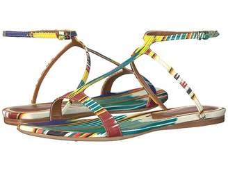 Etro Ikat Flat Sandal Women's Sandals