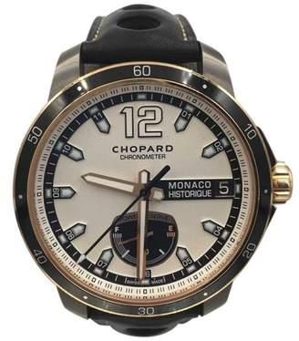 Chopard Grand Prix de Monaco Historique Power Control 168569-9001 Titanium 44.5mm Mens Watch