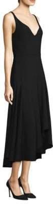 Elie Tahari Susie Midi Dress