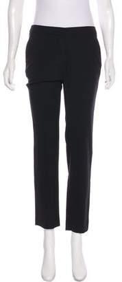 Christian Dior Wool Mid-Rise Pants